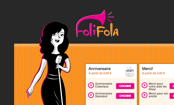 Launch of folifola.com